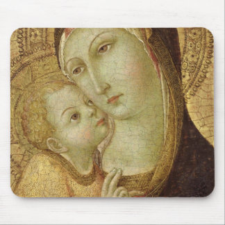 Madonna and Child Mouse Pad