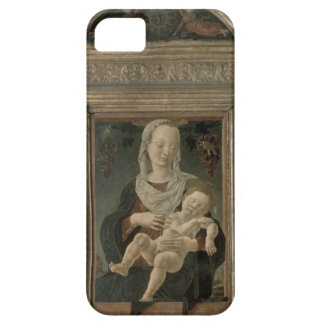 Madonna and Child (oil on panel) Barely There iPhone 5 Case