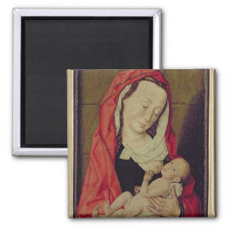 Madonna and Child (panel) Magnet