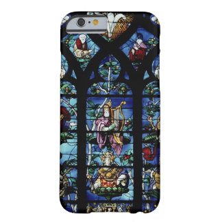 Madonna and Child with angels and portraits reflec Barely There iPhone 6 Case
