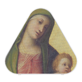 Madonna and Child with Angels c.1510-15 (oil on pa