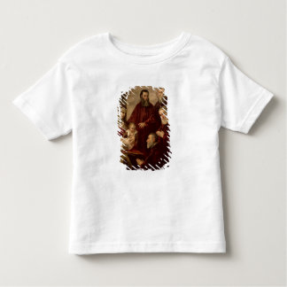 Madonna and child with four Statesmen Shirts