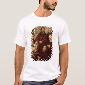 Madonna and child with four Statesmen T-Shirt