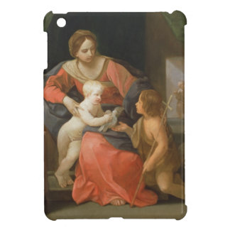 Madonna and Child with Saint John the Baptist iPad Mini Case