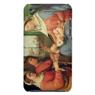 Madonna and Child with Saints 2 iPod Case-Mate Case