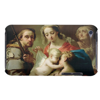 Madonna and Child with Saints John, Anna and Rocco iPod Touch Case