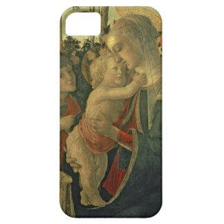 Madonna and Child with St. John the Baptist (oil o Barely There iPhone 5 Case