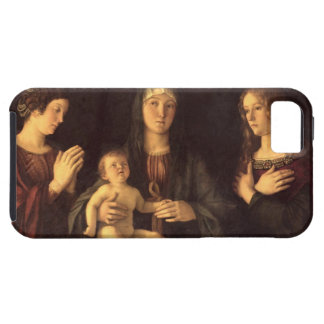 Madonna and Child with St. Mary Magdalene and St. Case For The iPhone 5