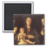 Madonna and Child with St. Mary Magdalene and St. Magnet
