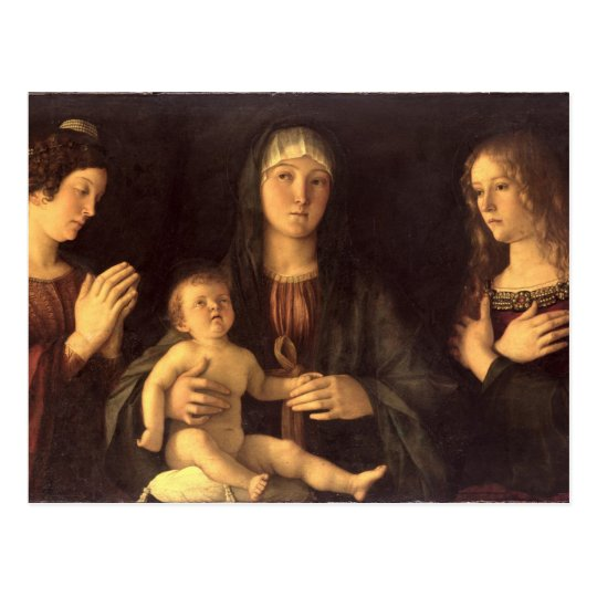 Madonna and Child with St. Mary Magdalene and