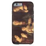 Madonna and Child with St. Mary Magdalene and St. Tough iPhone 6 Case