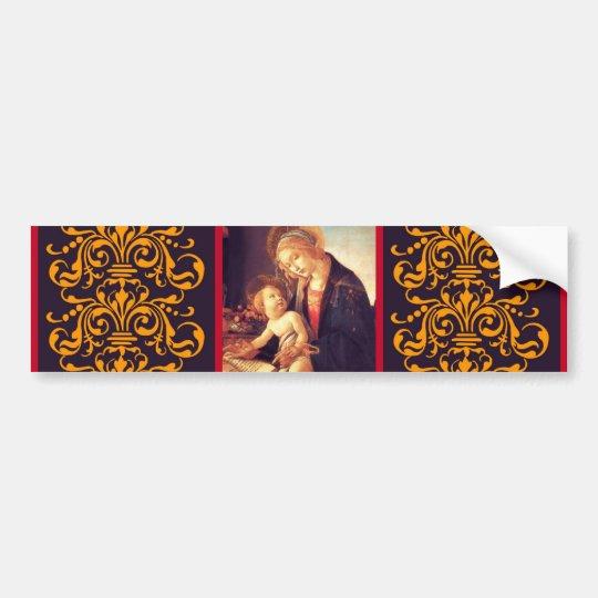 Madonna Bumper Sticker