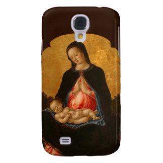 Madonna & Child custom art cases Galaxy S4 Case