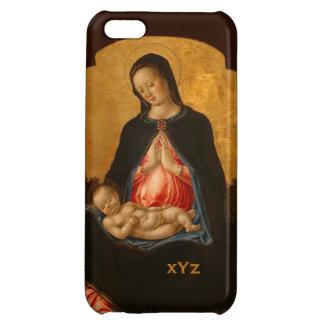 Madonna & Child custom monogram art cases Case For iPhone 5C