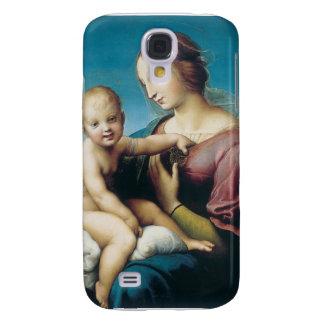 madonna cowper by Raffaello Sanzio da Urbino Galaxy S4 Cases