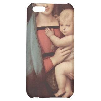 Madonna Del Granduca by Raphael iPhone 5C Cases