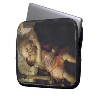'Madonna della Loggia' Computer Sleeve