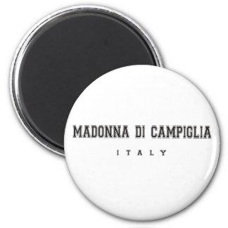 Madonna di Campiglia Italy Magnet