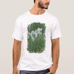 Madonna Lilies in a Garden T-Shirt
