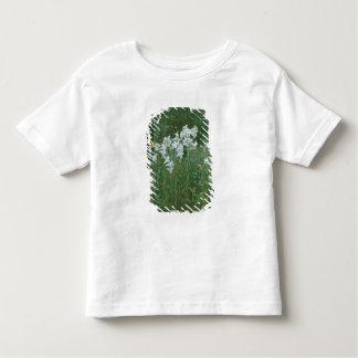 Madonna Lilies in a Garden Toddler T-Shirt