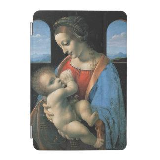 Madonna Litta by Leonardo da Vinci iPad Mini Cover