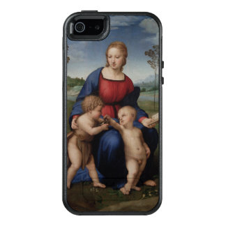 Madonna of the Goldfinch Renaissance Art OtterBox iPhone 5/5s/SE Case