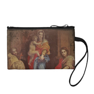 Madonna of the Harpies Change Purses