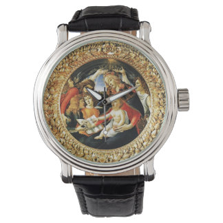 Madonna of the Magnificat Wrist Watches