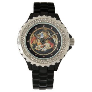 Madonna of the Magnificat Wristwatch