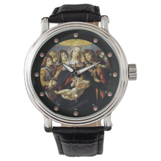 Madonna of the Pomegranate Wristwatch