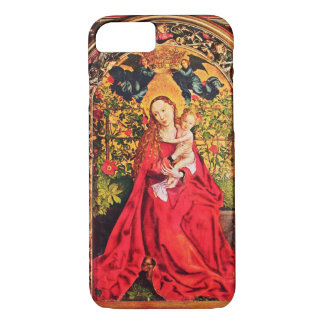 MADONNA OF THE ROSE BOWER iPhone 8/7 CASE
