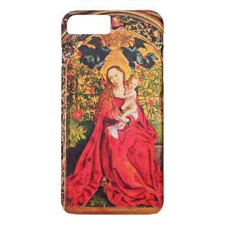 MADONNA OF THE ROSE BOWER iPhone 8 PLUS/7 PLUS CASE
