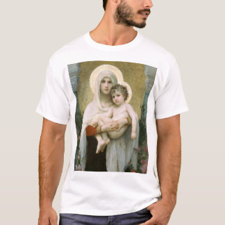 Madonna of the Roses DARK T-Shirt