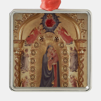 Madonna of the Stars Christmas Ornament