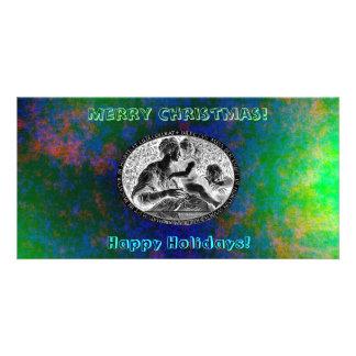 Madonna - Parmigianino Photo Greeting Card