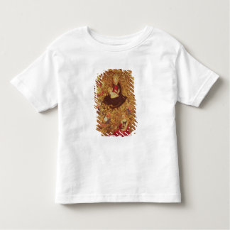 Madonna with a Rose Bush Toddler T-Shirt