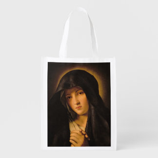 Madonna Reusable Grocery Bags