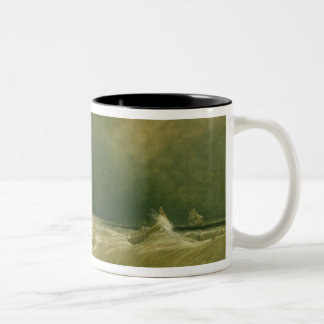 Madras, or Fort St. George, in the Bay of Bengal - Two-Tone Coffee Mug