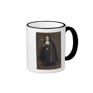 Madre Maria Jeronima de la Fuente, 1620 Mug