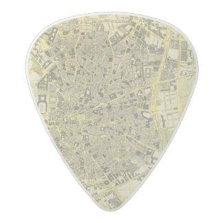 Madrid Acetal Guitar Pick
