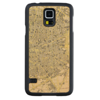 Madrid Carved Maple Galaxy S5 Case