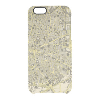 Madrid Clear iPhone 6/6S Case