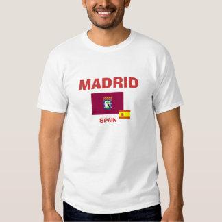 Madrid* Flag Shirt