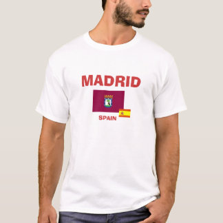 Madrid* Flag Shirt