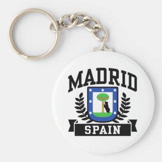 Madrid Key Ring