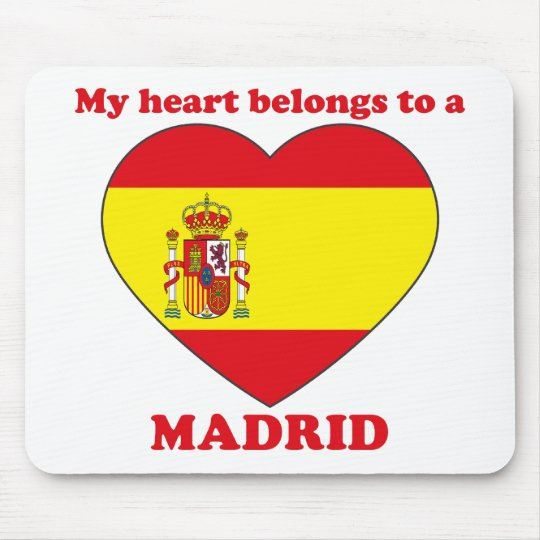 Madrid Mouse Mat