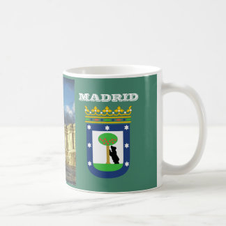 Madrid* National Palace Coffee Mug