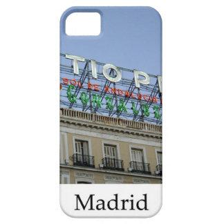 Madrid Puerta del Sol iPhone 5 Funda