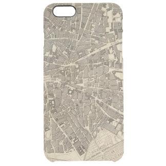 Madrid, Spain Clear iPhone 6 Plus Case