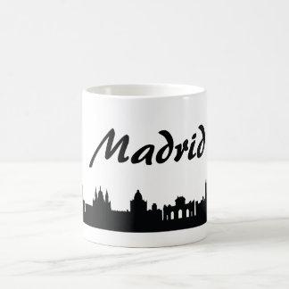 Madrid, Spain Landmark Gift Mug